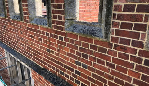Lime Mortar Pointing Kent | Apollo Brickwork