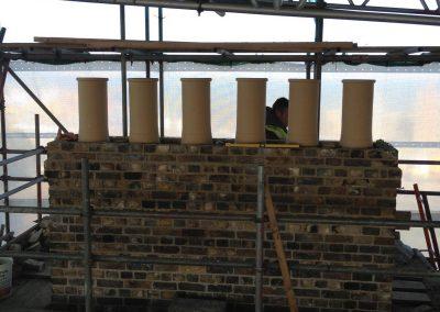 Chimney Stack Refurbishment