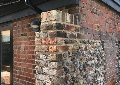 Lime Mortar Repairs