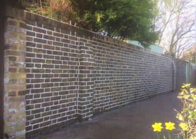 Lime Mortar Walls