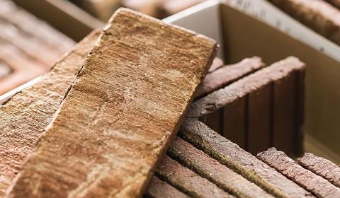 Brick Slips | Apollo Brickwork